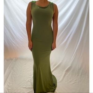Jovani  Beyond Gown Olive